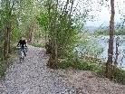 Geh- und Radweg Paspels-Seen