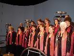 Gesangverein Harmonie als Gastchor beim Konzert der Gemeindemusik Götzis