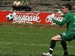 Höchst Goalie Matze Nagel war nicht zu bezwingen.