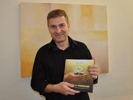 Lesung mit Marcel Egger.