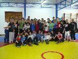 Trainingslager in Neapel: 5.-10.4.2010
