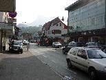 Verkehrsbehinderung auf de Hauptstraße