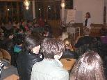 Vortragsabend im HDG Speisesaal in Götzis