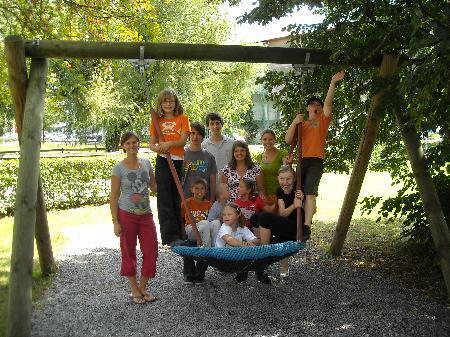 Abwechslung in den Ferien gibt es für behinderte Kinder in Ludesch.