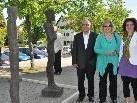 Am Sonntag und Montag war die Pfingstfest-Installation am Kirchplatz zu bewundern.