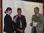Anna Maria Mossbrugger begleitete den Verein in den letzten vier Jahren.