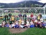 Auch heuer kämpfen wieder 25 Teams um den Pokal als beste Dornbirner Fußballmannschaft - im Bild die Titelverteidiger.