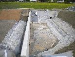 Bauarbeiten in Gantschier schreiten voran