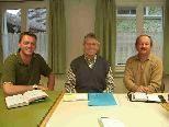 Bild: Förster Georg Fulterer, Obmann Günter Allgäuer und Förster Lothar Nesensohn von der AGRAR Altgemeinde Altenstadt.