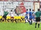 Das 2:0 für den FC Viktoria Bregenz in der 74. Minute durch Dzemo Neslanovic