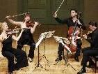 Das Haas-Quartett bei der Schubertiade Hohenems.
