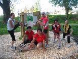 Das Lochauer Team für den 1. Bodensee-Frauenlauf hofft auf Verstärkung und lädt zum Lauftraining ein.
