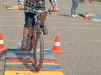 Das Rad- Helm- Spiele Fest findet demnächst im Kindergarten Nenzing statt.