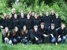Das Team der TS Wolfurt in Mainz.