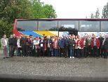 Die Mitglieder des Seniorenring Oberland/Montafon genossen den Ausflug