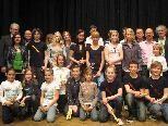 """Die """"Prima la Musica"""" Teilnehmer wurden geehrt."""