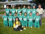 Die Unter-16-Mannschaft von Hella DSV holte den Meistertitel.