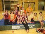 Die erfolgreichen Turnerinnen der Sportgemeinschaft Götzis
