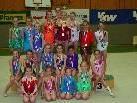 Die glücklichen Medaillengewinnerinnen