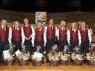 Die langjährige Treue zum Männerchor Mäder fand beim Konzert seine Würdigung.