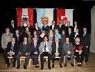 Die neu gewählte Gemeindevertretung trifft sich zur ersten Arbeitssitzung.