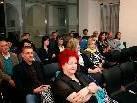 Dutzende kamen zur Lesung ins Palais Liechtenstein
