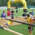 FC Hittisau stellt Riesenkicker zur Verfügung.