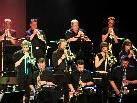 """Feinste Jazzklänge versprechen die Musiker vom """"Swing-Werk"""" zum Sommeranfang..."""