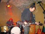 Gleich zwei Bands gaben sich im Keller des JUZ Graf Hugo ein Stelldichein