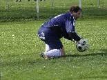 Goalie Dieter Meissner war über zwanzig Jahre beim DSV aktiv.