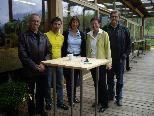 Günter und Thomas Lampert, Gabriele Nussbaumer, Greti Schmid und Heinz Werner Blum