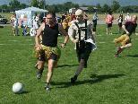 Hawaii spielt Fußball