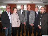 Hermann Gmeiner, Sandra Neukart, RIMC Geschäftsführer Hartmut Geese, Bürgermeister Xaver Sinz, Robert Sturn, Rafaela Wakolbinger .