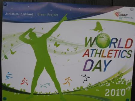 IAAF World Athletic Day 2010