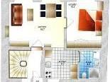 Immobilienangebot: Singlewohnung direkt in der Stadt!