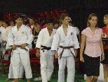 Judoka Michael Greiter vor einer großen Karriere.