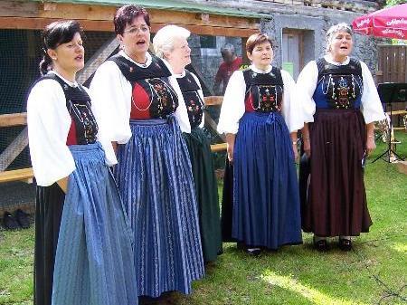 Kommendes Wochenende-Musikalischer Sonntag in Bürserberg..