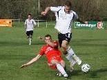 Mäder Stürmer Burak Özgün hat schon sieben Tore erzielt.