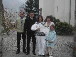 Malea wurde getauft