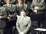 Neuer Militärkapellmeister Oberleutnant Wolfram Öller