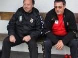 Neues Trainerduo: Günther Kerber und Erwin Wawra.