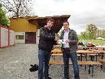 Philipp Rusch und Wolfgang Hartter