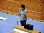 Poetry Slamer Ali Bas