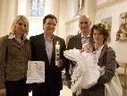 Robert Victor Meier wurde getauft