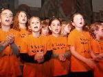 Sieben Chöre aus Vorarlberg sangen in einem gemeinsamen Konzert.