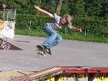 Skateboard & Inline-Session und Best Trick-Contest im Funpark.