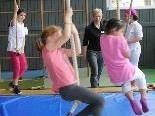 Spaß, Aktion und sportliche Betätigung beim 3. Hohenemser Familien-Spielefest.