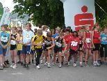 Start zum Kinderlauf