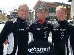 Steffen, Harry und Thomas