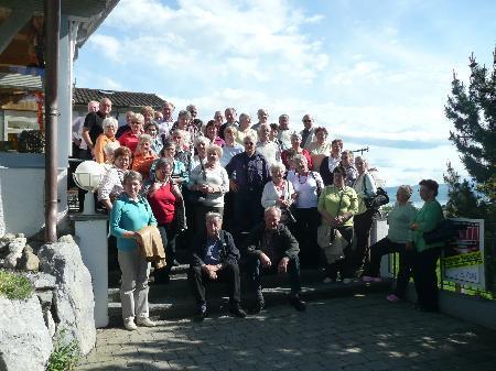 Tagesfahrt um den Bodensee